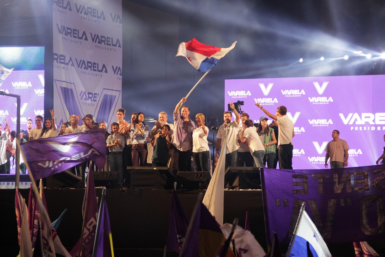Cierre de Campaña Juan Carlos Varela Partido Panameñista Panamá