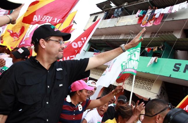 Jose Domingo Arias Cambio Democratico Panama