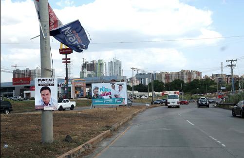 propaganda politica tribunal electoral tupolitica panama