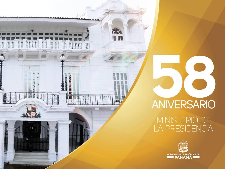 ministerio-presidencia-58-aniversario