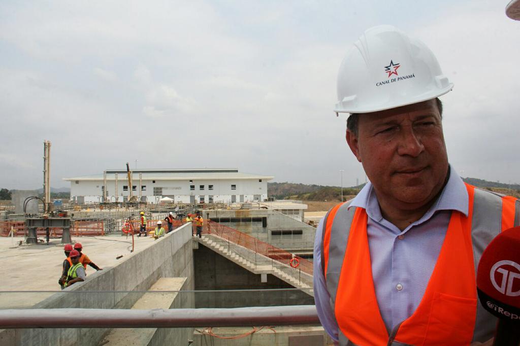 presidente-varela-ampliacion-canal-de-panama