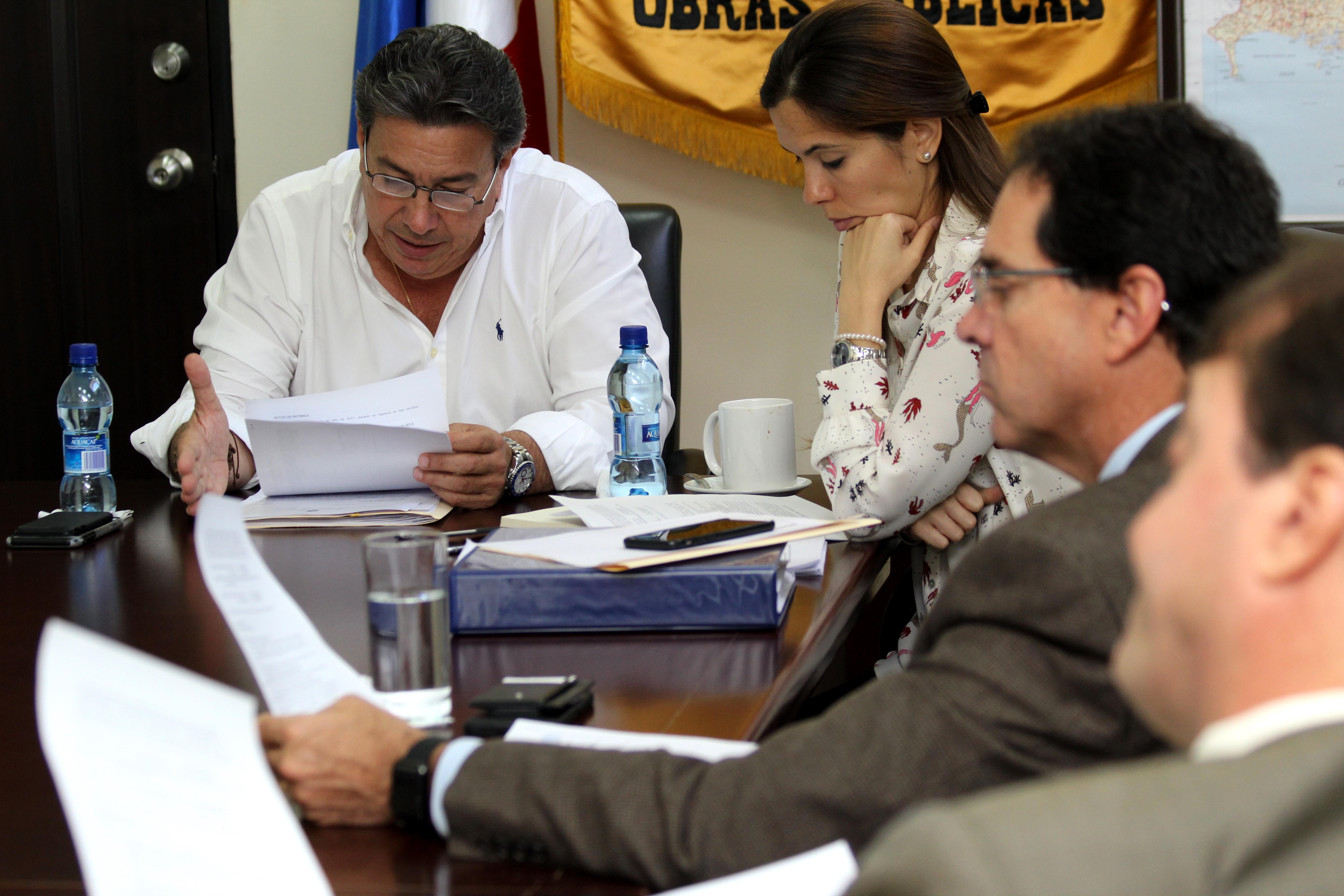 Ministro Ramon Arosemena Crespo