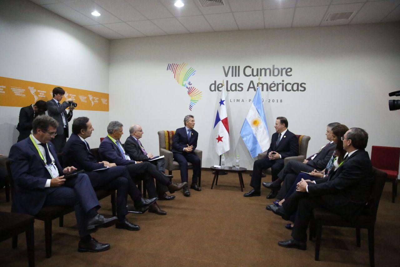 panama-politica-argentina-turismo-presidente-varela