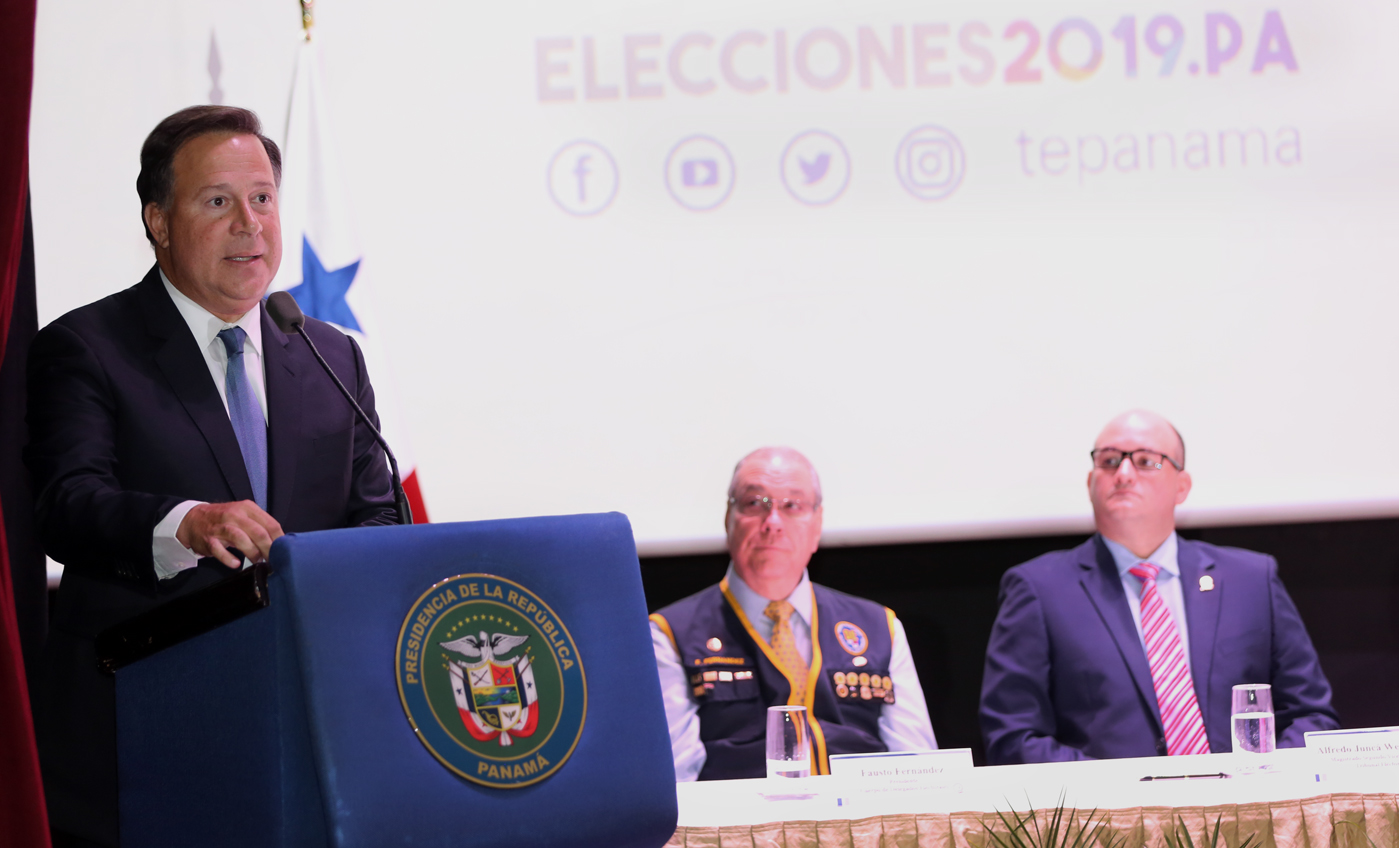 panama-politica-discurso-presidente-varela-elecciones-2019-tribunal-electoral
