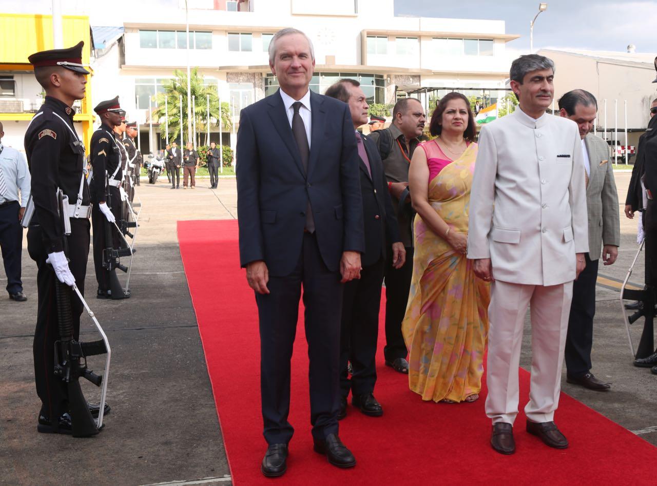 panama-politica-ministro-aleman-vicepresidente-india