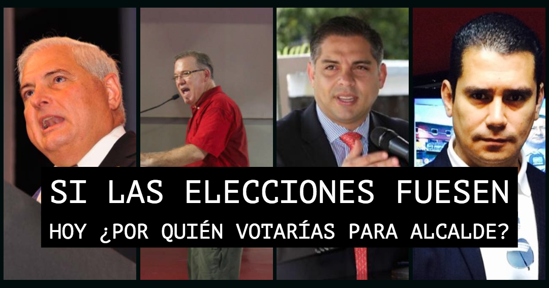 Candidatos a la Alcaldía de Panamá 2019 Elecciones
