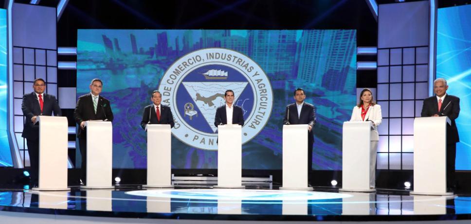 Debate Presidencial Panama