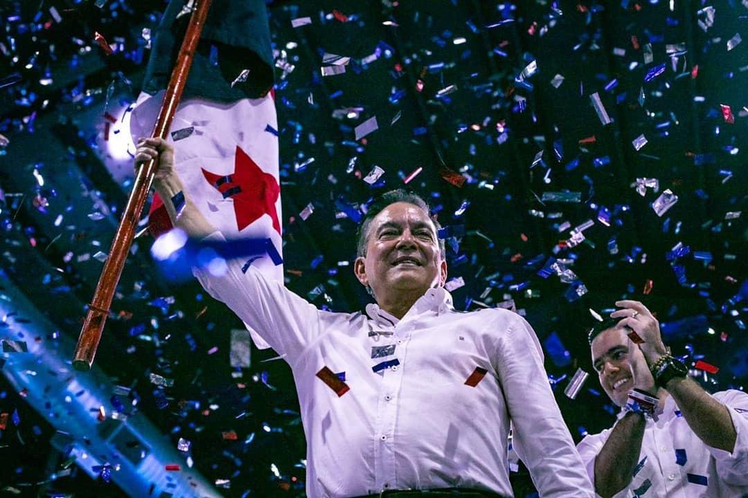 Laurentino Nito Cortizo del PRD Nuevo Presidente Electo de Panamá