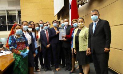 La Asamblea Nacional aprobó en tercer debate el proyecto de Ley 281, que mandata a gran parte de los ministerios e instituciones para que adopten medidas concretas para aliviar la situación de salud y económica que atraviesan miles de panameños por efecto de la pandemia del Coronavirus (Covid 19).