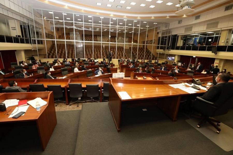 Asamblea Nacional en pleno