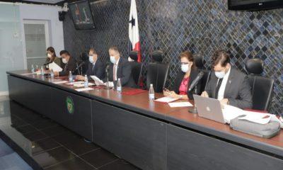 Comisión de Credenciales Asamblea Nacional de Panamá - tupolitica.com - sitio oficial de política de Panamá