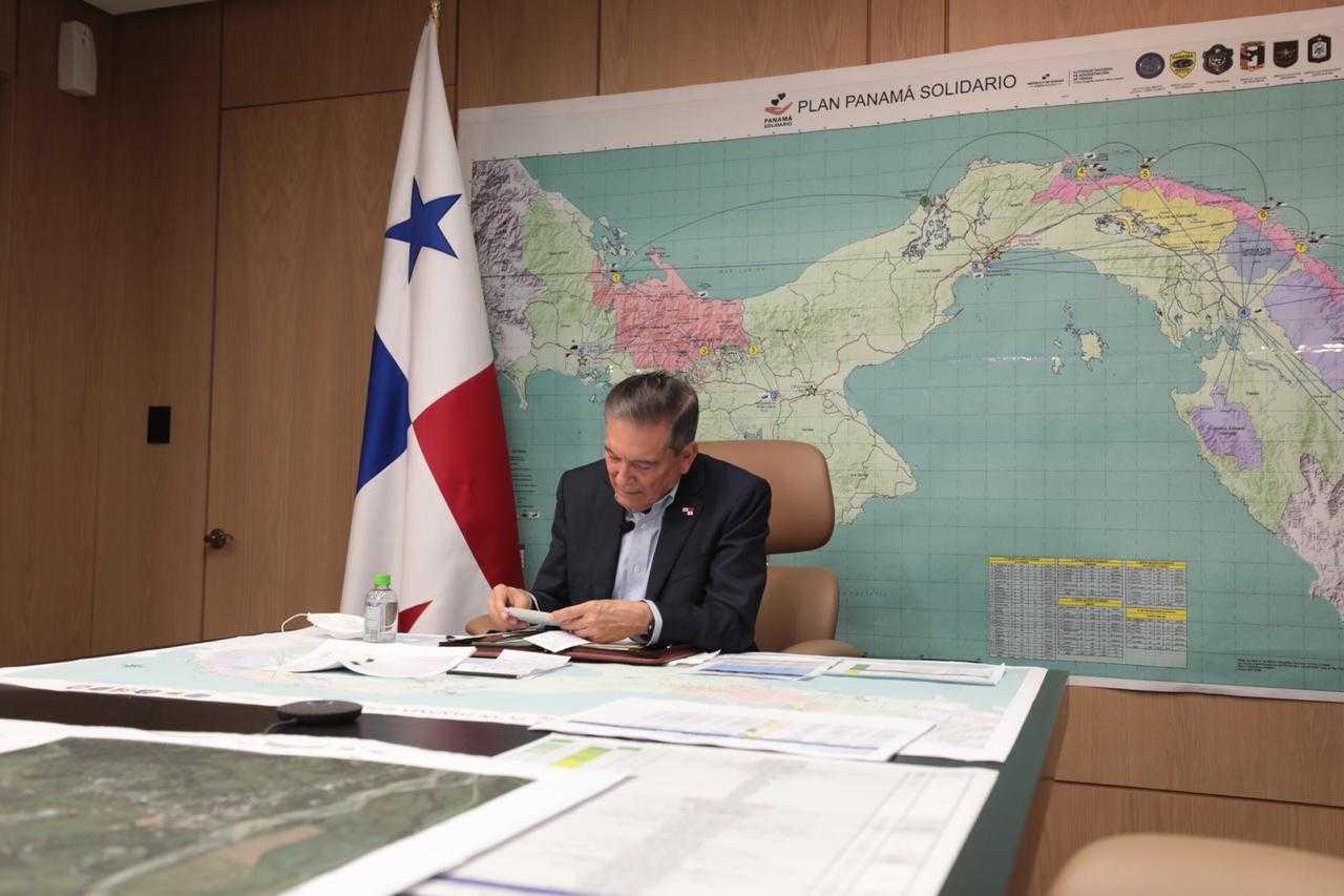 Presidente Laurentino Cortizo - Panamá- tupolitica.com