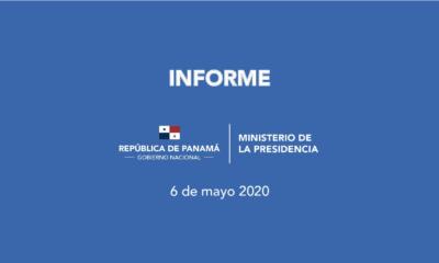Img transparencia informe 6 de mayo