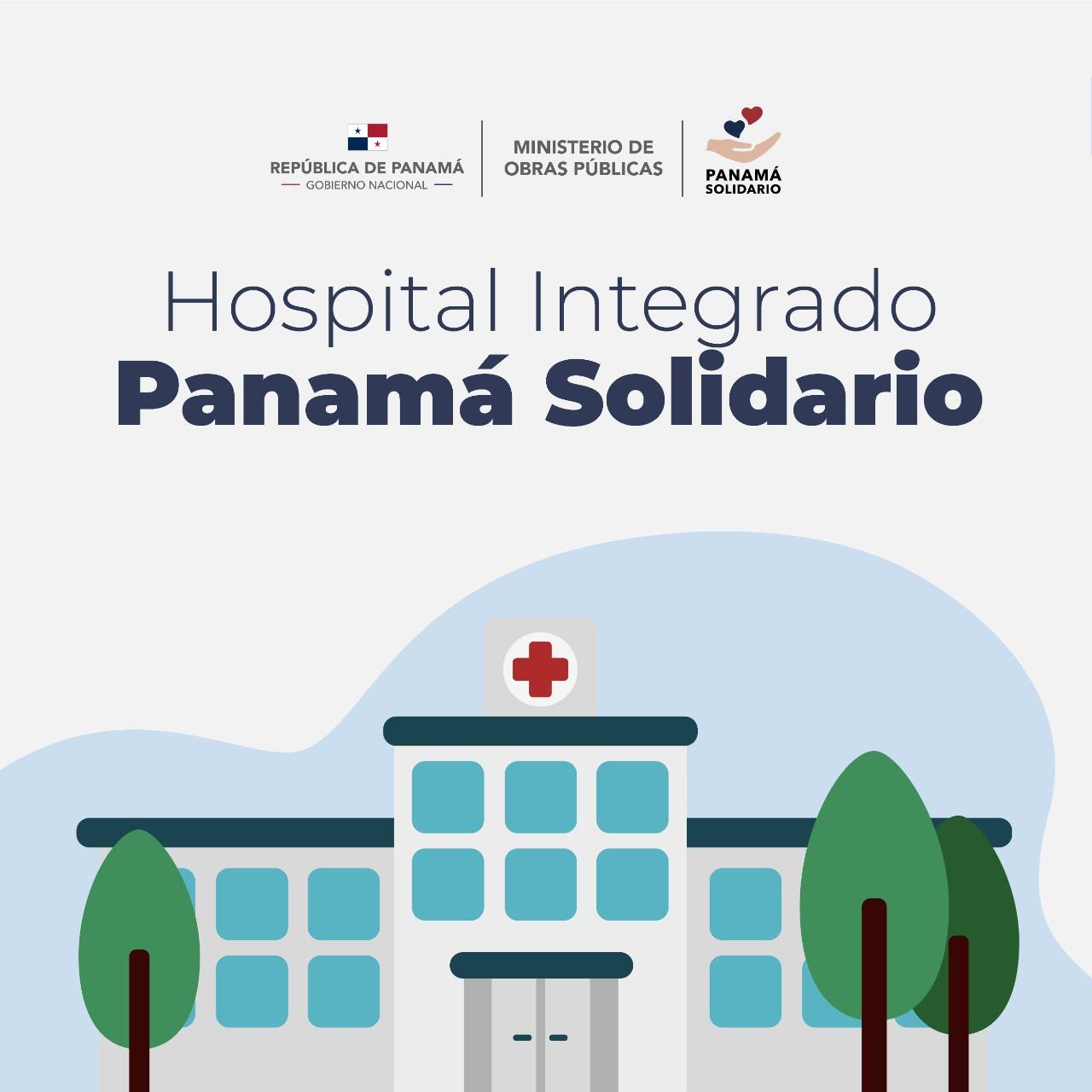 El @MOPPma presentó resumen de contratación de la construcción del Hospital Integrado Panamá Solidario